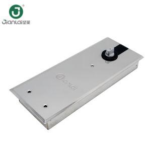 Mola de piso hidráulico de aço inoxidável da construção de Hardware de vidro