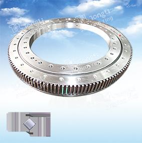 Série de Luz Padrão Europeu /Cross-Roller anel giratório/Engrenagem Externa Pião