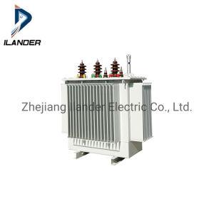 S11 S13 10kv personnalisée en usine, 20kv, 35kv, Oil-Immersed transformateur de distribution transformateur de puissance