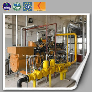 CHP Cogeneration Unit Natural Gas Generator Power Generator di iso Certified 200kw-2MW del CE