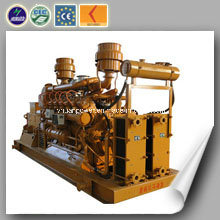Elektrische centrale Natural Gas Generator met Ce en ISO (500kw)