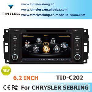 Car DVD for Chrysler for Chrysler 300c, PT Cruiser, Dodge RAM, Jeep Grand Cherokee with Built-in GPS RDS Bt 3G/WiFi DSP Radio 20 Dics Momery (TID-C202)