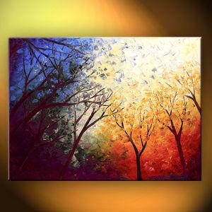 100% Handpainted pintura a óleo (FYF-01)