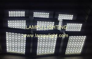 85W LED de alta potencia de luz techado de la estación de Gas