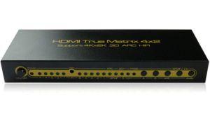 4k Hifi 4X2 HDMI Matrix