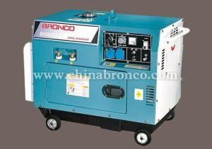 3kw 5kw 6kw 침묵하는 디젤 엔진 발전기 (BN5800DSE/B)