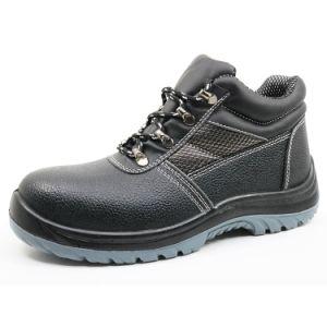 Разделить действия мужчин/женщин из натуральной кожи обувь рабочей обуви обувь из стали Toecaop сертификат CE