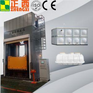 SMC резервуар для воды Four-Column гидравлического пресса машины литьевого формования SMC гидравлического пресса машины