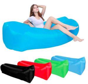 210t Lazy Bag Lounge стул пляжа воздуха