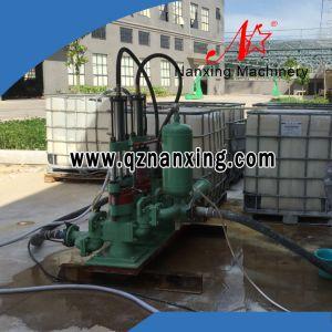 Bergbau-Schlamm-hydraulische Tauchkolbenpumpe