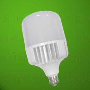 LEDの球根をダイカストで形造るシリンダー形アルミニウム