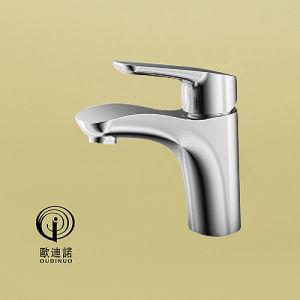 真鍮の物質的なZinc-Alloy単一のハンドルはミキサー68713に浴室沢山与える