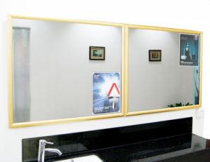 I segni pubblicitari alla moda di pubblicità segna Magic Mirror LED Light Box