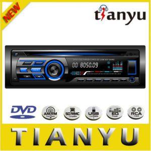 Painel fixo de DIN único carro VCD de DVD para um leitor de música 607