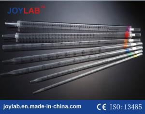 Laboratório de plástico descartável estéril de pipetas serológicas pipetas serológicas