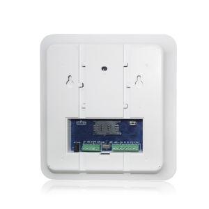 Aplicativos móveis operado smart WiFi e sistema de alarme de intrusão GSM, 433/868MHz disponível