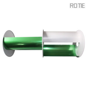 Aerogeneratorのための白い緑色の風車輪のアクセサリ