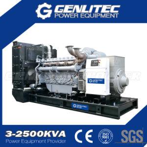 タイプ1200kw/1500kVAパーキンズのディーゼル企業の発電機を開きなさい