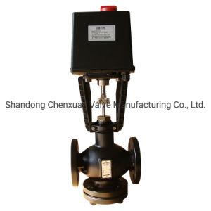 Válvula de ar de vapor da Válvula Proporcional da Válvula Reguladora Vf45.15 DN15