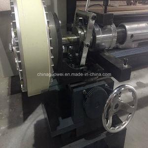 Máquina de guilhotinagem controlados por PLC de alta velocidade em 200 m/min