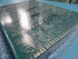 Impédance contrôlée des PCB multicouche 10 couche avec l'or d'immersion