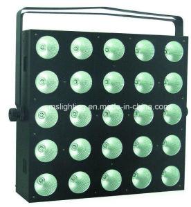 25*12W RGBW 4en1 Eastsun Multi-Color LED Matrix Blinder 105CH 5*5