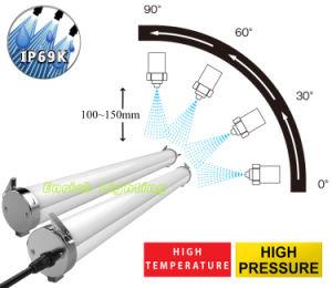 Neue Ankunfts-wasserdichtes Lampe IP69K Tri-Beweis Gefäß-Licht