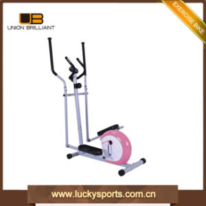 Máquina de Fitness Casa cross trainer grúa de cubierta bicicleta elíptica magnética