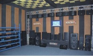 Bluetooth 기능 홈 입체 음향 오디오 전력 증폭기