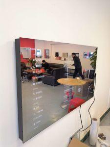 Le Miroir magique 10-98 pouces Interactive Ad player lecteur vidéo multimédia de réseau multimédia moniteur LED de signalisation numérique HD LCD Affichage de publicité