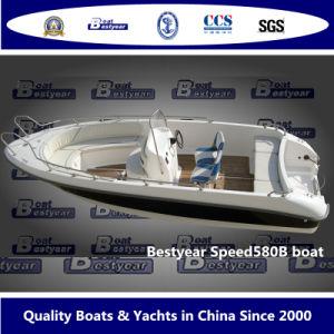 Nouveau type de bateau de vitesse de 550b Modèle