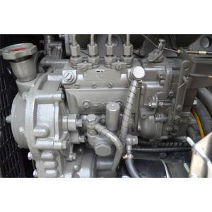 schalldichtes Set des Generator-60kVA mit elektrischem Anfangstypen