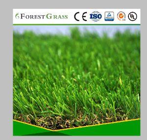 Forma de fio de coluna verde erva falso carpete para casamento mostrar