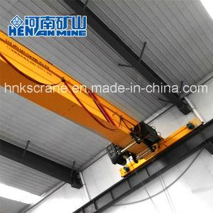Lda Typ elektrische einzelne Träger-obenliegend Kran-Elektrische einzelne Träger-Hebevorrichtung-Laufkran