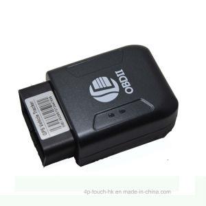 2g einfacher Verfolger des Geschäfts-OBD II GPS für Auto (T206)