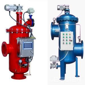 Tratamento de água eléctrica da caixa do filtro de limpeza automático