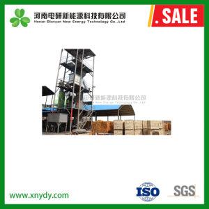 Pulire la centrale elettrica del gassificatore del gas di carbone in Cina