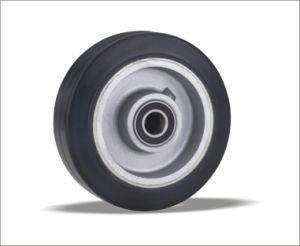 La Chine Sites Web de gros de roues en caoutchouc solide 15X5