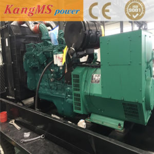Weifang 공장은 250 Kw Cummins 발전기 세트 Chongqing Cummins 디젤 엔진 작은 발전기를 공급한다