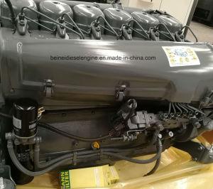 gekoelde Dieselmotor Deutz F6l912 van de Pomp van 2500rpm de Ontwaterende Lucht