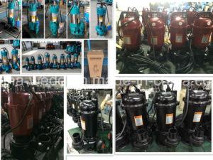 Sumergibles serie V de la bomba de agua, aguas residuales bomba de agua, bomba de agua sucia
