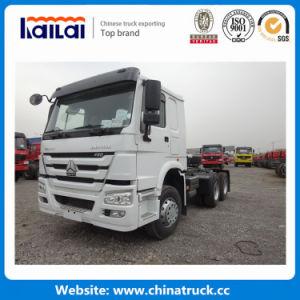 Sinotruk HOWO 6X4 371HP Wd615.47 Dieselmotor-Traktor-LKW