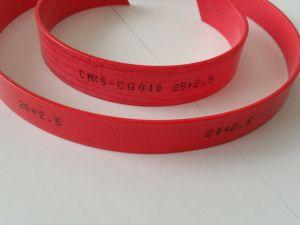 De rode Band van de Gids PTFE, de TeflonBand van de Gids, Phenolic Band van de Gids
