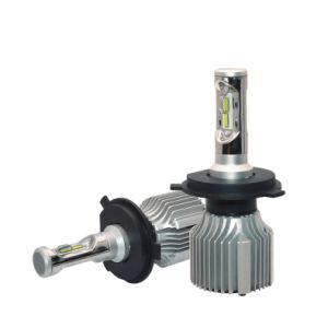 Nuevo diseño V1 H4/9003/Hb3 Faro LED