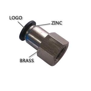 Apenas un toque de alto rendimiento con el botón negro 4-01 (PCF)