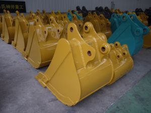 Preis-Standardwanne der Fabrik-V 1.0cbm/Exkavator-Wanne