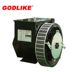 8.1kVA Brushless Alternator in drie stadia (JDG164A) 50Hz