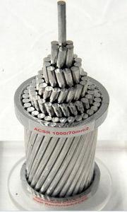 Plattierter Aluminiumstahl verstärktes ACSR