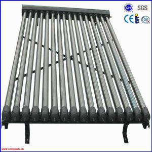 新しい金属のガラスヒートパイプの加圧真空管のソーラーコレクタ