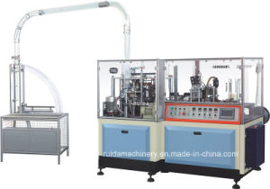 Alta Velocidad (100PCS/MIN) vaso de papel la máquina